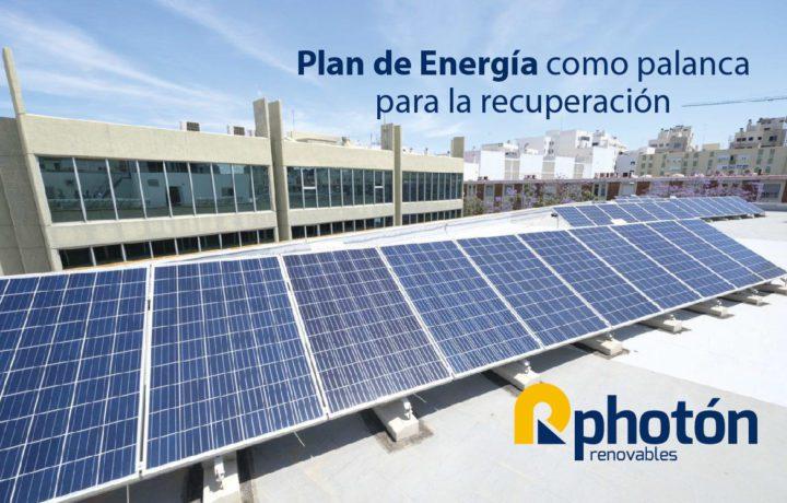 plan de energía photon renovables